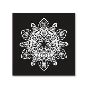 Moroccan Flower – Canvas schilderij